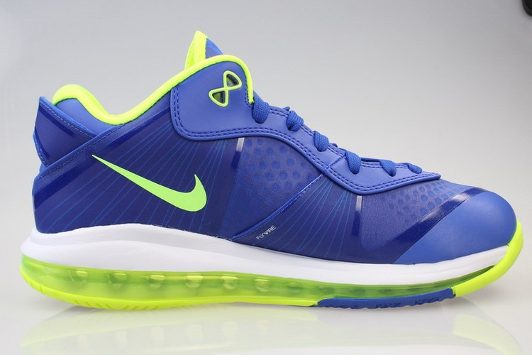 14e120f12fa ... Nike LeBron 8 V2 Low 8220Sprite8221 Available at Eastbay Full Size Run  ...