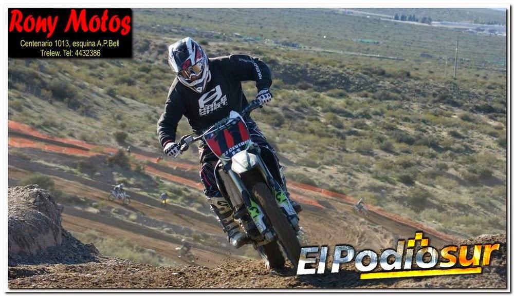 El Motocross estará en Puerto Madryn.