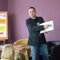 Spotkanie autorskie z Grzegorzem Kasdepke