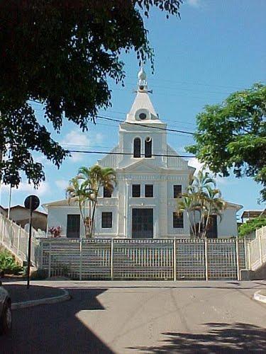 Igreja MAtriz de Brumadinho mg
