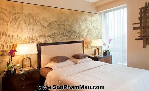 Phòng ngủ kiểu châu Á-11