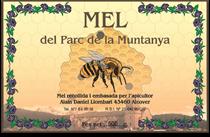 Mel del Parc de la Muntanya-de venda a la fira de tarragona tots els diumenges