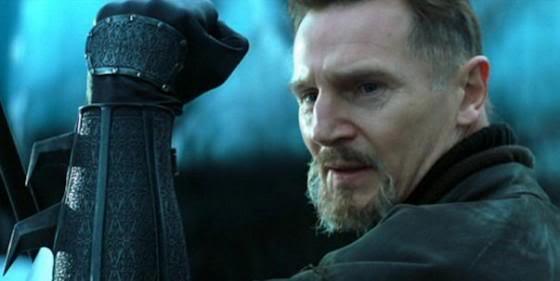 Batman Begins Armour Spiked Ninja Bracers Liam Neeson Henri Ducard Ra's Al Ghul