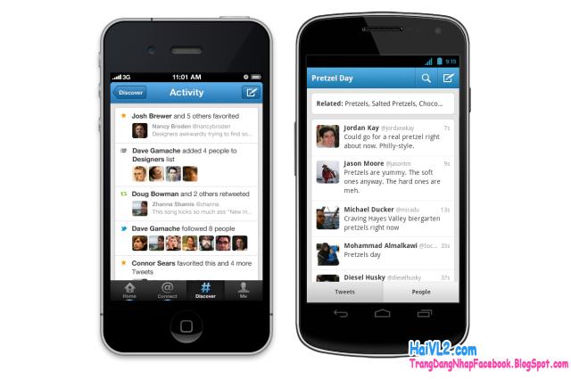 đăng ký twitter