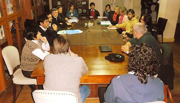 comisión de cultura del Honorable concejo Deliberante