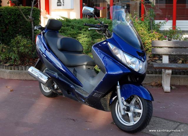 400 saint maur motos. Black Bedroom Furniture Sets. Home Design Ideas