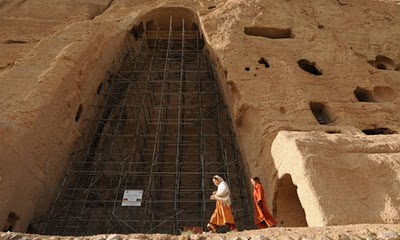 The Buddhas Of Afghanistan Image