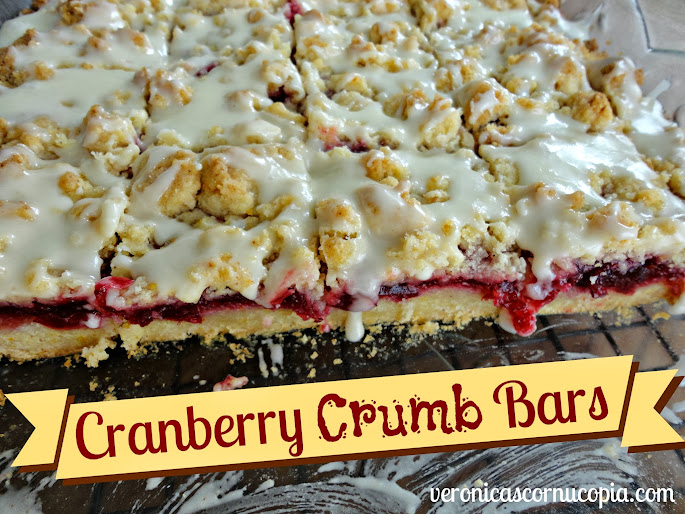 cranberry turtle bars cranberry bliss bars these paleo cranberry crumb ...