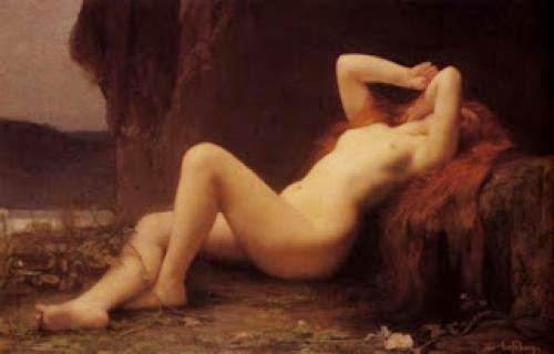 Sacred Prostitute Mary Magdalene