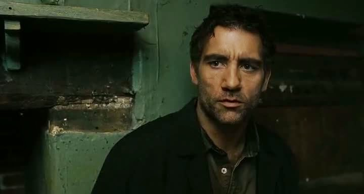 Screen Shot Of Hollywood Movie Children of Men (2006) In Hindi English Full Movie Free Download And Watch Online at Alldownloads4u.Com