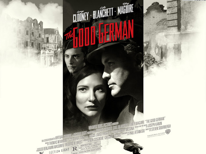 The Good German movie poster