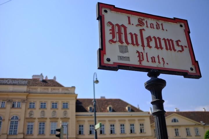 Wien Museumsplatz