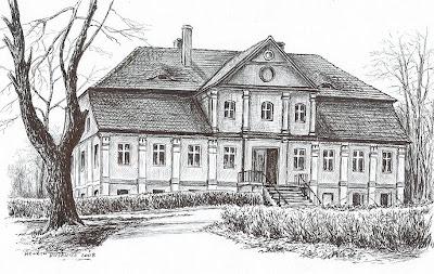 Pałac w Nieszczycach