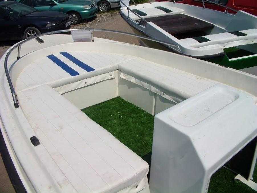 Лодки Second-hand Нов Внос DVCI7258