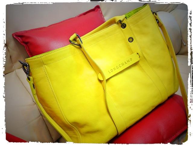 Twinkle Little Things! $7750 Longchamp
