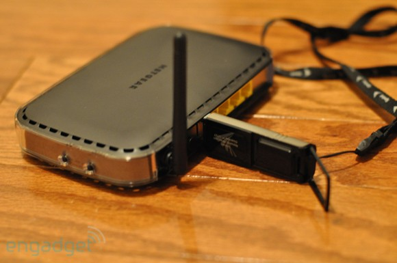 Netgear Wireless LAN Router