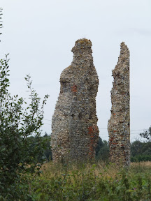 Ruins of St Marys Church, Thorpe Parva