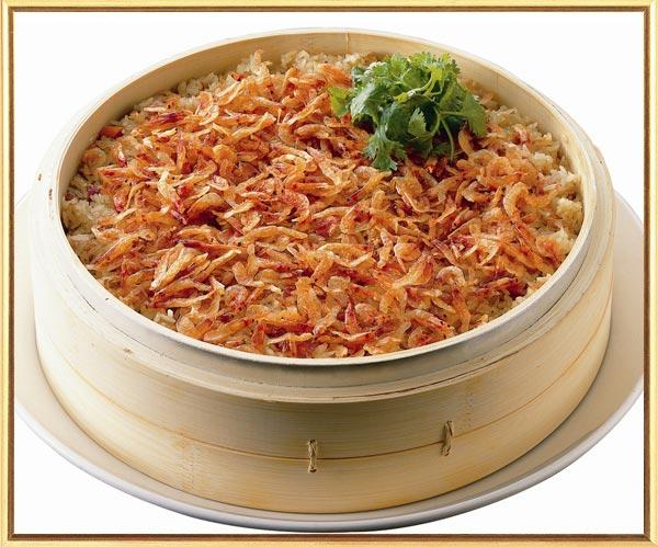 海霸王-大吉大利2012年菜預購 海霸王櫻花蝦米糕