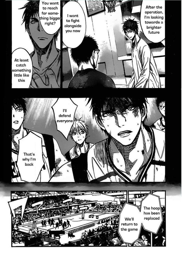 Kuroko no Basket Manga Chapter 157 - Image 06