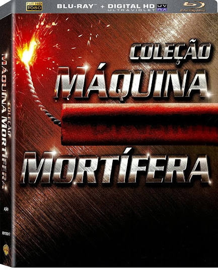 Download Coleção – Máquina Mortífera (1987-1998) BDRip Bluray 1080p Dublado Torrent