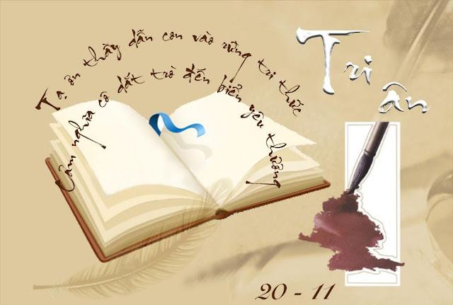 Những bài thơ lục bát tri ân, nhớ ơn thầy cô giáo hay nhất