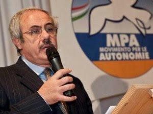 Raffaele Lombardo, MPA