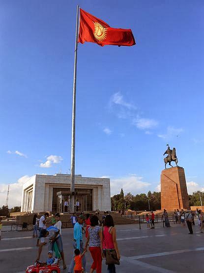 Museum für nationale Geschichte in Bischkek