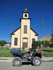Emery LDS church building