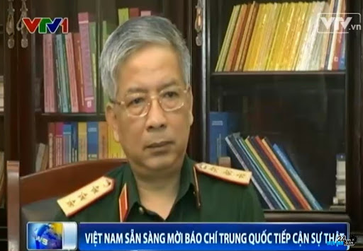 Việt Nam sẵn sàng mời báo chí TQ lên tàu CSB Việt Nam