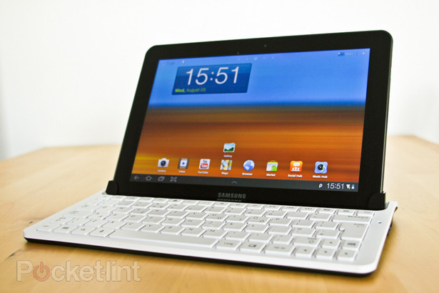 samsung galaxy tab keyboard dock SAMSUNG GALAXY NOTE VS SAMSUNG GALAXY TAB 10.1 GADGET IMPIAN