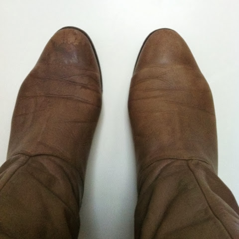 boots after acetone
