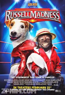 Chú Chó Đô Vật - Russell Madness (2015) Poster
