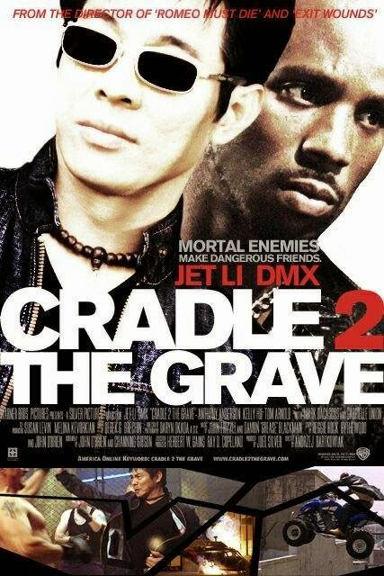 Poster Of Cradle 2 the Grave (2003) Full Movie Hindi Dubbed Free Download Watch Online At Alldownloads4u.Com