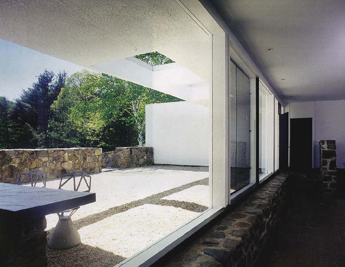 The World of Interiors - Marcel Breuer - Stillman House II