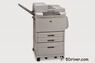 get driver HP LaserJet M9040 M9050 MFP 19.5