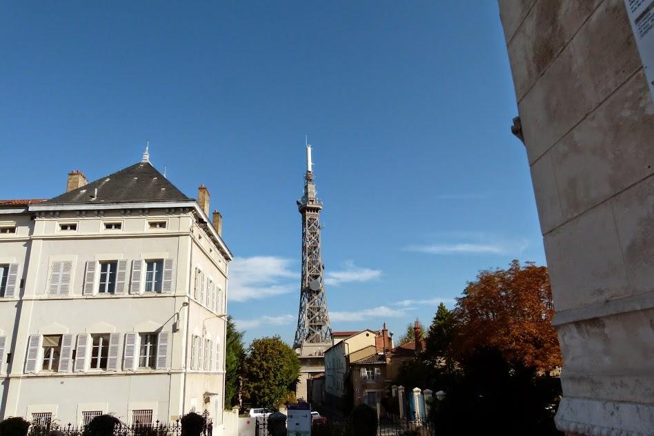 La Tour  Métallique - Lyon