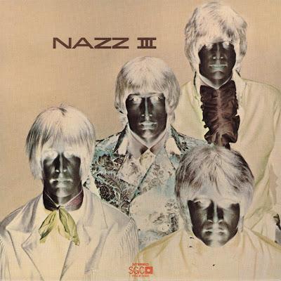 Nazz ~ 1971 ~ Nazz III