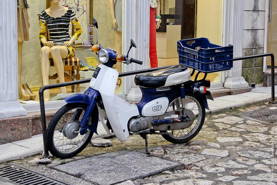 Автопробег по Греции