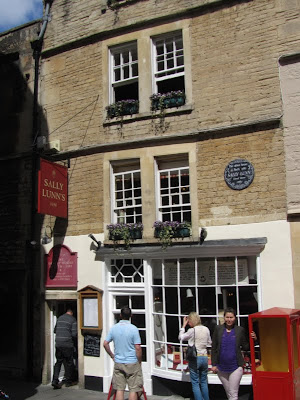 Sally Lunn's, Bath