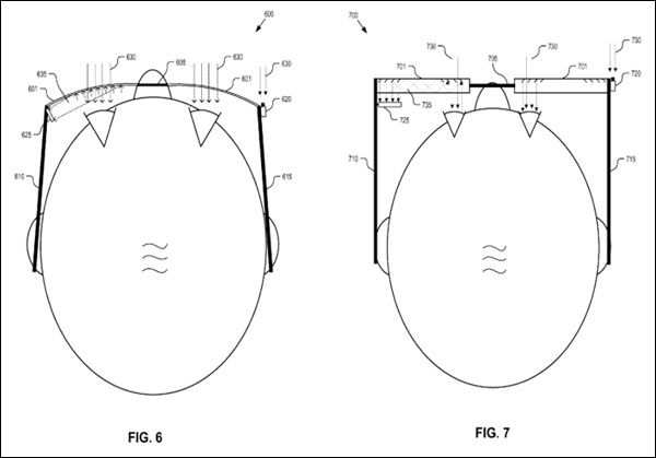 Pay per Gaze Patent