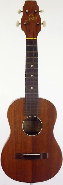 1956 Levin honolulu soprano ukulele