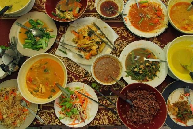 The Yummy Thai Vegetarian Food