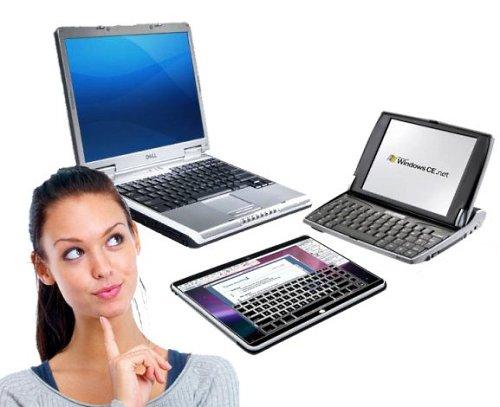 Выбрать ноутбук или планшет