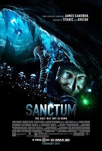 Hang Động Tử Thần - Sanctum poster