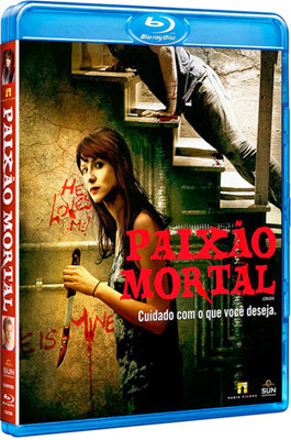 Filme Poster Paixão Mortal BDRip XviD Dual Audio & RMVB Dublado