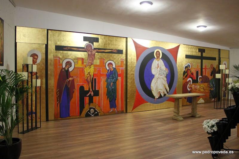 Remodelación del Columbario Parroquial