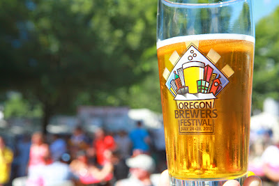 Oregon Brewers Festival, Photo Credit Timothy Horn