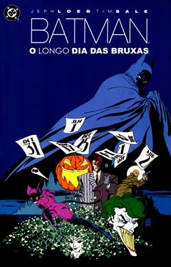 Download - HQ Batman - O Longo Dia das Bruxas