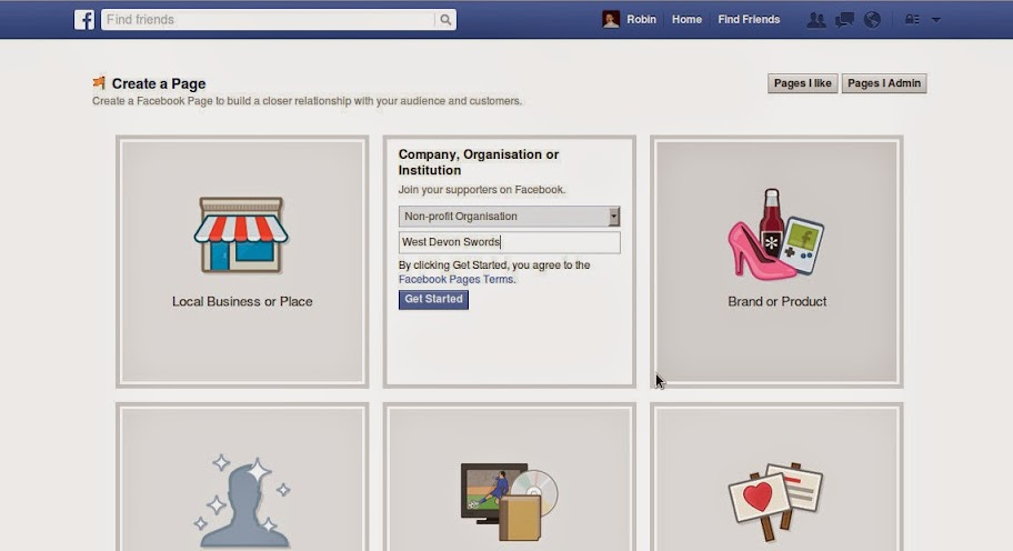 How-to: Create a Facebook business page | Everything Express