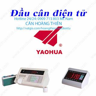 Đầu cân điện tử Yaohua A9-A12-YHT3